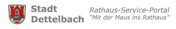 Rathaus Service Portal Dettelbach