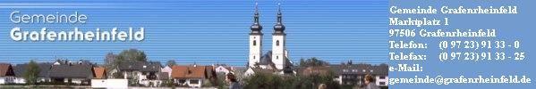 Gemeinde Grafenrheinfeld
