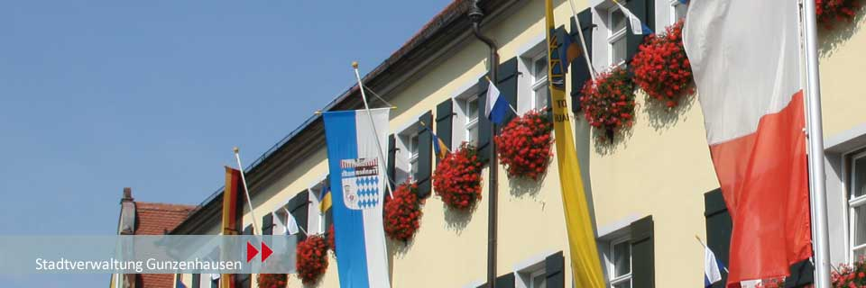 Stadt Gunzenhausen Rathaus Serviceportal