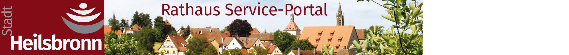 Rathaus Service-Portal Heilsbronn