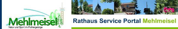 Rathaus-Service-Portal Mehlmeisel