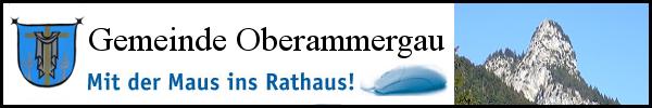 Oberammergau - Rathaus-Service-Portal