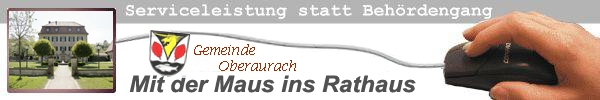 Rathaus-Service-Portal Oberaurach