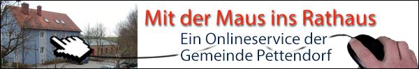 Rathaus-Service-Portal Pettendorf