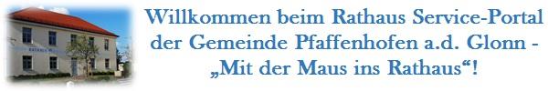 Gemeinde Pfaffenhofen an der Glonn