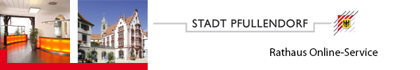 Rathaus-Service-Portal Stadt Pfullendorf