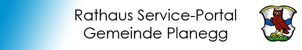 Rathaus Service-Portal Planegg