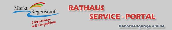 Rathaus-Service-Portal Regenstauf