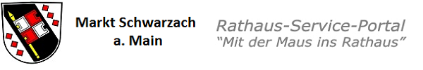 Rathaus-Service-Portal Schwarzach Main