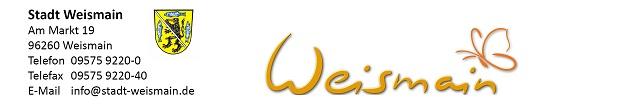 Banner Weismain