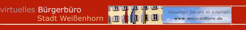 Rathaus Serviceportal Weissenhorn
