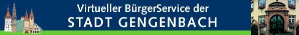 Virtueller Buerger-Service Stadt Gengenbach