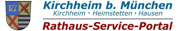Rathaus-Service-Portal Kirchheim